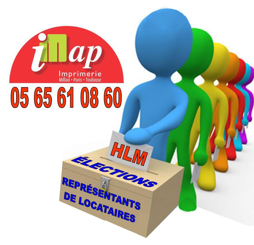 Elections Représentants de Locataires-IMAP 2014